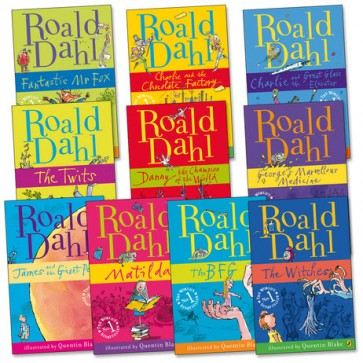 The Accelerated Reader Set-Half Price
