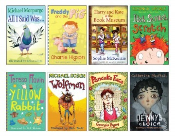 Acorn Readers Pack (8 Books)