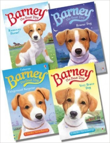 Barney the Boat Dog Collection - 4 Books   Usborne