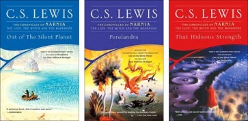 The Cosmic Trilogy by C.S. Lewis