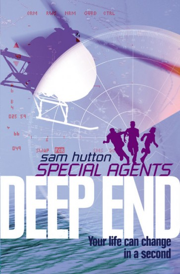 Special Agents series by Sam Hutton