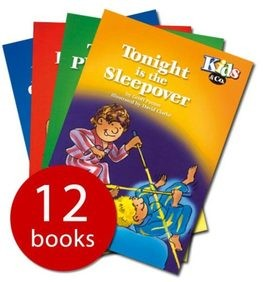 Kids & Co. Learn to Read Collection - 12 Books
