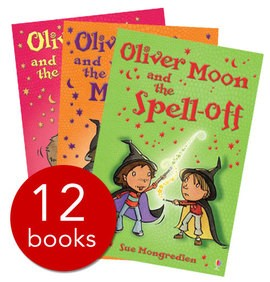 Oliver Moon, Junior Wizard! Collection - 12 Books | Usborne