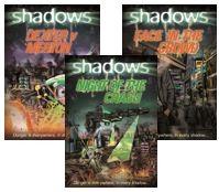 Shadows - Pack of 8 & Teacher's Book