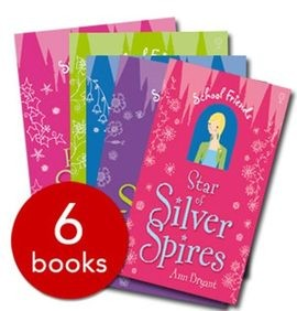 Silver Spires Collection - 6 Books (Collection)