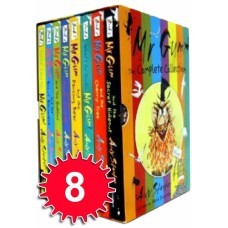 Mr Gum Collection - 8 Books Accelerated Reader