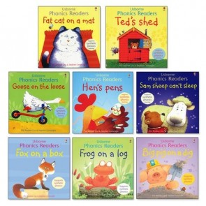 Usborne Phonics Readers Pack | Accelerated Reader Pack of 30