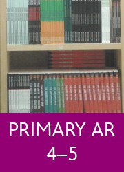 Accelerated Reader Primary AR Pack - Level 4 - 5
