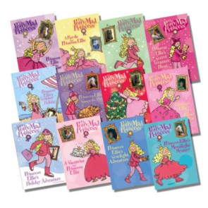 The Pony Mad Princess Collection - 12 Books | Usborne