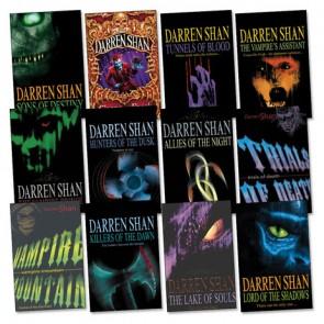 The Saga of Darren Shan Box Set (12 Books)