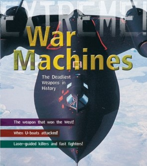 Extreme! War Machines